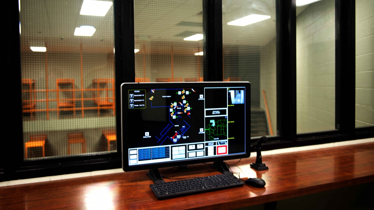 Lincoln County Jail Renovation with Added Technology and Security